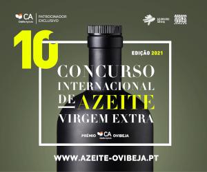 CONCURSO INTERNACIONAL DE AZEITE VIRGEM EXTRA - PRÉMIO CA OVIBEJA